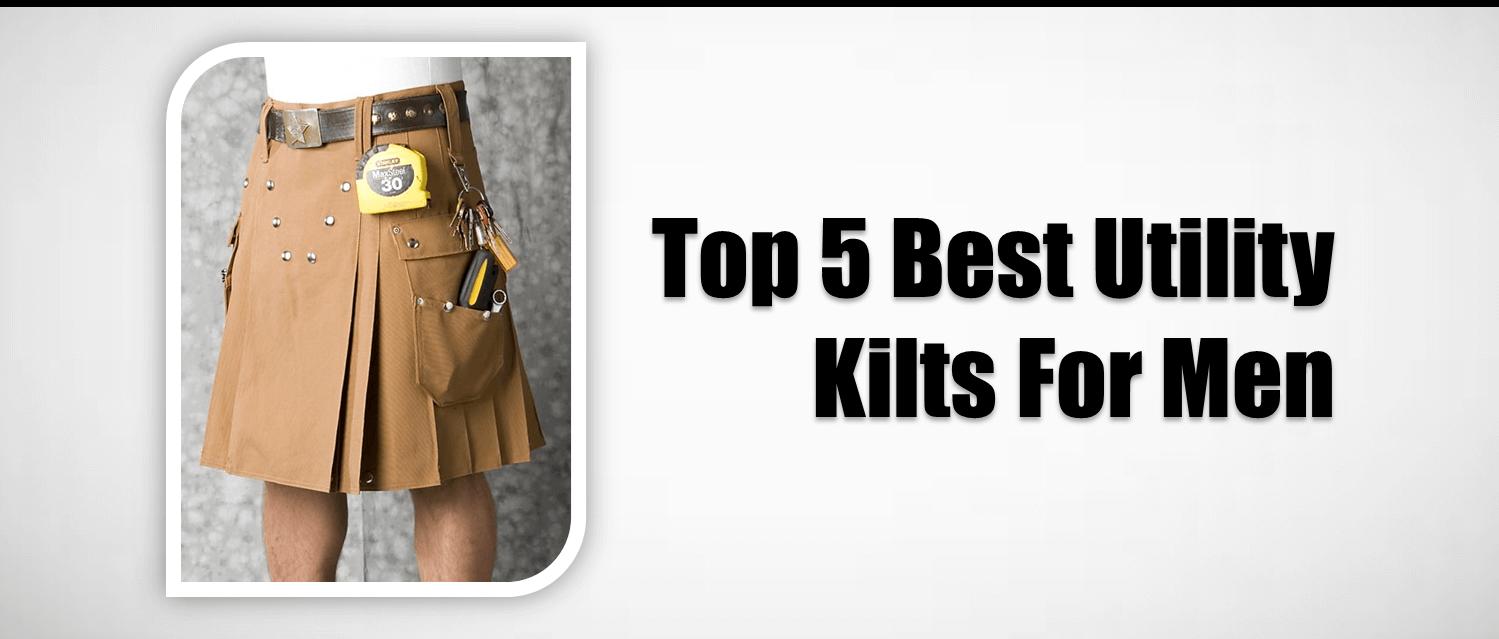 best utility kilt for men