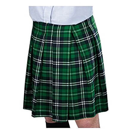 lucky-green-irish-kilt